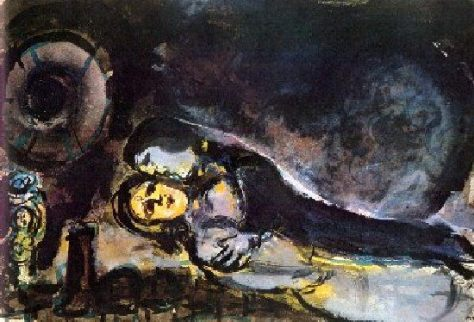 chagall-loversinthenight